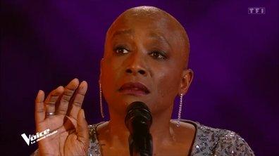 """The Voice All Stars – Dominique Magloire chante """"Kissing you"""" de Des'ree  (Demi-finale)"""