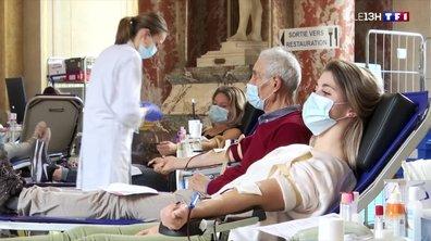 Don de sang : des collectes organisées dans les grandes villes
