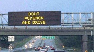3,4 millions d'automobilistes jouent à Pokémon Go au volant