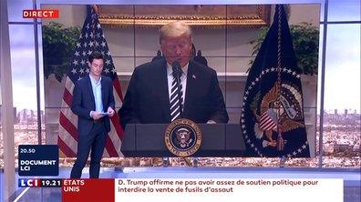 Donald Trump : en proie aux difficultés ?