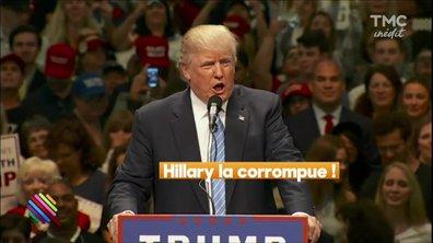 Donald Trump, le roi de l'insulte