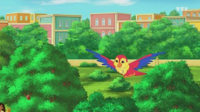 Dora and friends... au coeur de la ville - Emma et l'oiseau