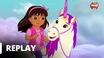 Dora and friends... au coeur de la ville - La montagne des chevaux magiques