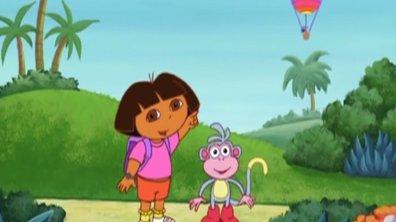 Dora l'exploratrice et le ballon volant