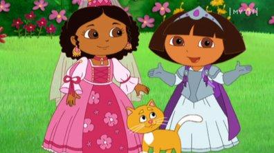 Dora l'exploratrice - S06 - Dora et l'histoire de chevalier