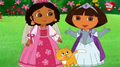 Dora et l'histoire de chevalier - Dora l'exploratrice