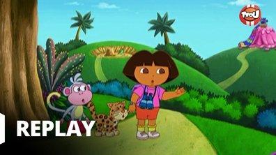 Dora l'exploratrice - Au secours,  à l'aide