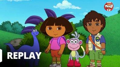 Dora l'exploratrice - Bébé Dino