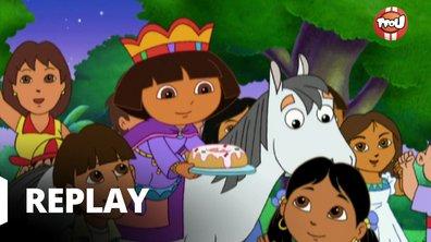 Dora l'exploratrice - Dora à la fête des Rois
