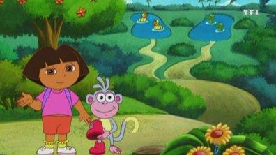 Dora l'exploratrice - La machine à tout réparer