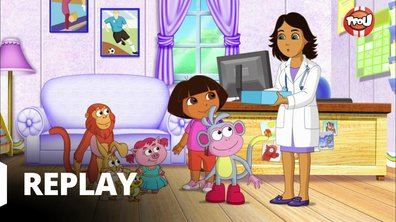 Dora l'exploratrice - La visite médicale de Dora