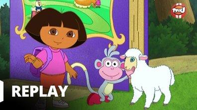 Dora l'exploratrice - Le petit agneau de Dora