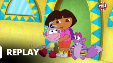 Dora l'exploratrice - Le premier jour d'école