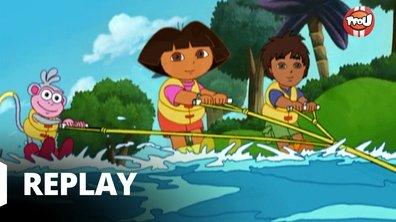 Dora l'exploratrice - Le premier voyage de Dora