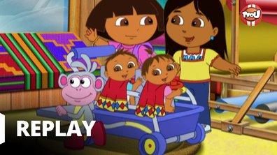Dora l'exploratrice - Les super-bébés et la Fée des rêves