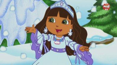 La princesse a disparu | Dora et la princesse des neiges