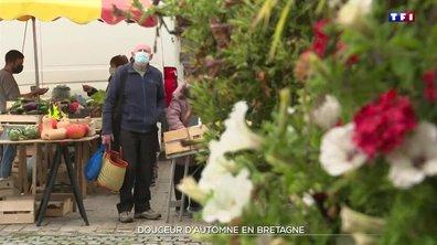 Douceur d'automne en Bretagne