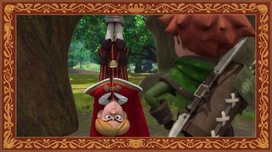 Robin des Bois - Mon doudou dragon