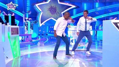Leçon de capoeira avec Florent et Jean-Luc