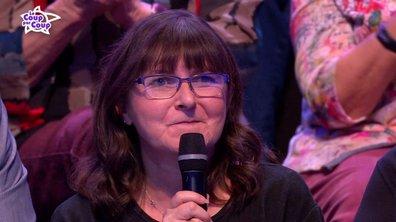 Florence, une téléspectatrice qui a gagné 1 500 euros par mois pendant 12 ans, est sur le plateau !