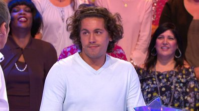 Quand Julien a fait sa demande en mariage... tout nu !