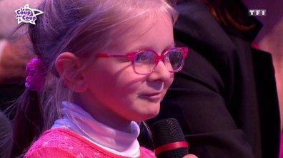 Nolwenn, 8 ans, est une très grand fan de Jean-Luc Reichmann