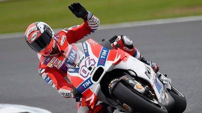 MotoGP - GP de Malaisie 2016 : Dovisiozo impérial pour la pole position