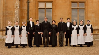 Nuit triomphante pour Downton Abbey aux Emmy Awards