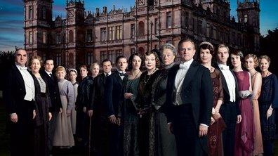Un succès récompensé pour Downton Abbey par la télévision anglaise!