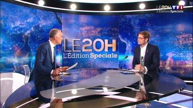 """Dr Gérald Kierzek : Emmanuel Macron """"donne un horizon, de l'espoir et un cap"""""""