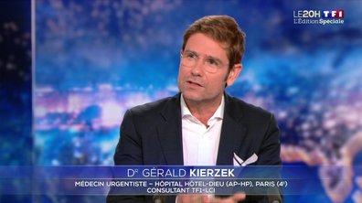 """Dr Gérald Kierzek : """"Il n'est pas question de relâcher tout d'un coup"""""""