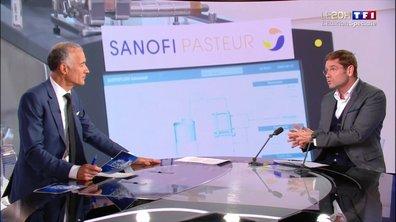 """Dr Gérald Kierzek sur l'efficacité du vaccin développé par Sanofi : """"Ce n'est pas trop tard"""""""