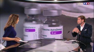 """Dr Gérald Kierzek sur le mélange de deux vaccin différents pour l'injection des deux doses : """"Les premières études sont tout à fait favorables en terme d'efficacité"""""""