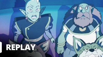 Dragon ball super - Bergamo l'écraseur contre Son Goku ! Qui possède le pouvoir illimité ?