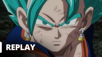 Dragon ball super - Episode 66 - La Confrontation finale ! Le Miracle des guerriers qui n'abandonnent jamais