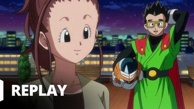 Dragon ball super - Episode 74 - Pour ceux qu'il aime ! L'Indomptable Great Saïyaman !