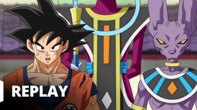 Dragon ball super - Episode 59 - Protéger le Dieu Kaioh Gowasu.Détruire Zamasu!