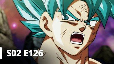 Dragon ball super - S02 E126 - Surpasse les dieux ! L'ultime sacrifice de Vegeta