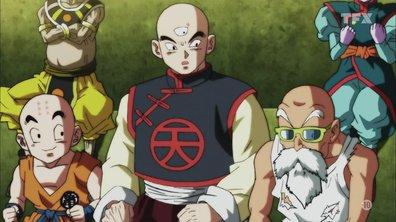 Dragon ball super - EP123 - Un esprit puissant dans un corps puissant ! Place à l'alliance de Goku et de Vegeta !