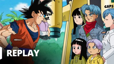 Dragon ball super - Episode 67 - Un nouvel espoir. Adieu, Trunks !