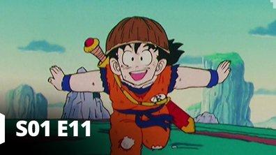 Dragon Ball Z - S01 E11 - Une courte escale