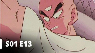 Dragon Ball Z - S01 E13 - Le passage secret