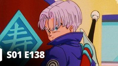Dragon Ball Z - S01 E138 - Songoku est à l'abri