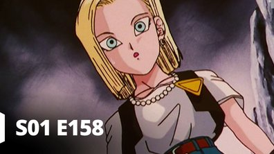 Dragon Ball Z - S01 E158 - Le choix de Krilin