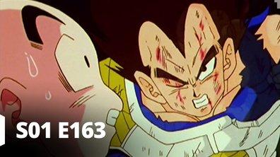 Dragon Ball Z - S01 E163 - Trunks au secours de Végéta