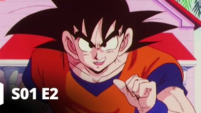 Dragon Ball Z - S01 E02 - Le passé de Songoku