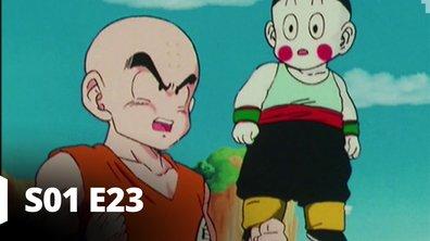 Dragon Ball Z - S01 E23 - Une tactique monstrueuse