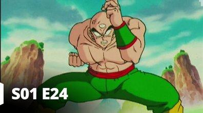 Dragon Ball Z - S01 E24 - Un acte de courage