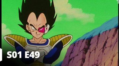 Dragon Ball Z - S01 E49 - Une terrible révélation