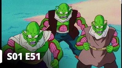 Dragon Ball Z - S01 E51 - Des nouvelles de Kaïoh